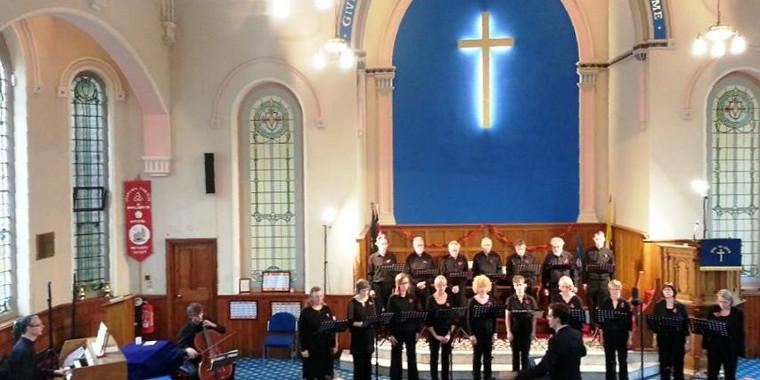 Methodist Church Uppermill